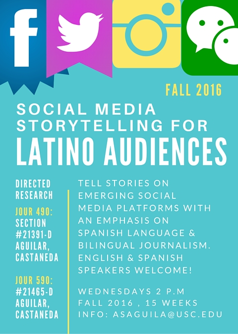 Social Media Latino Audiences